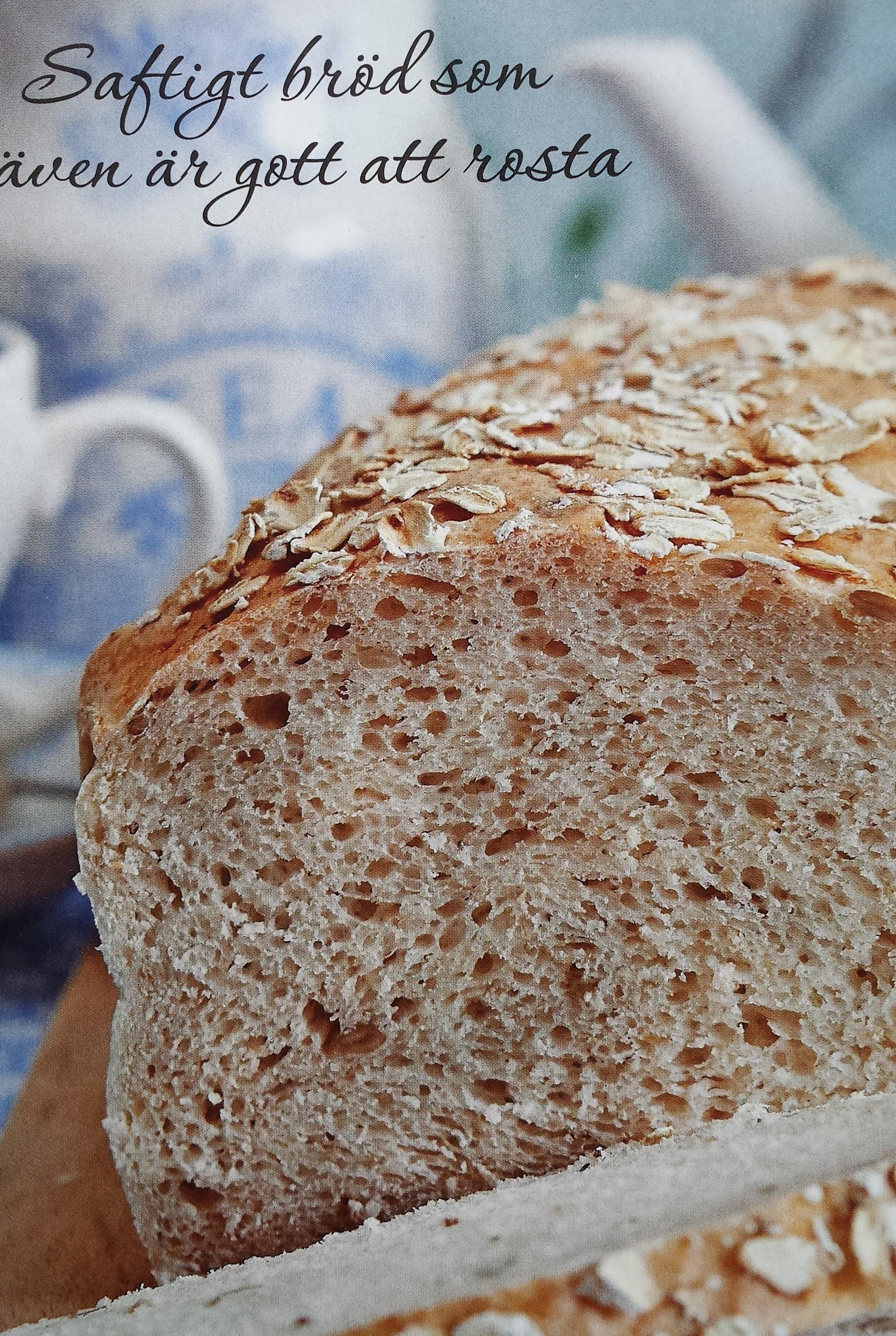 20150216 Baka Glutenfritt Mitt bröd kom med