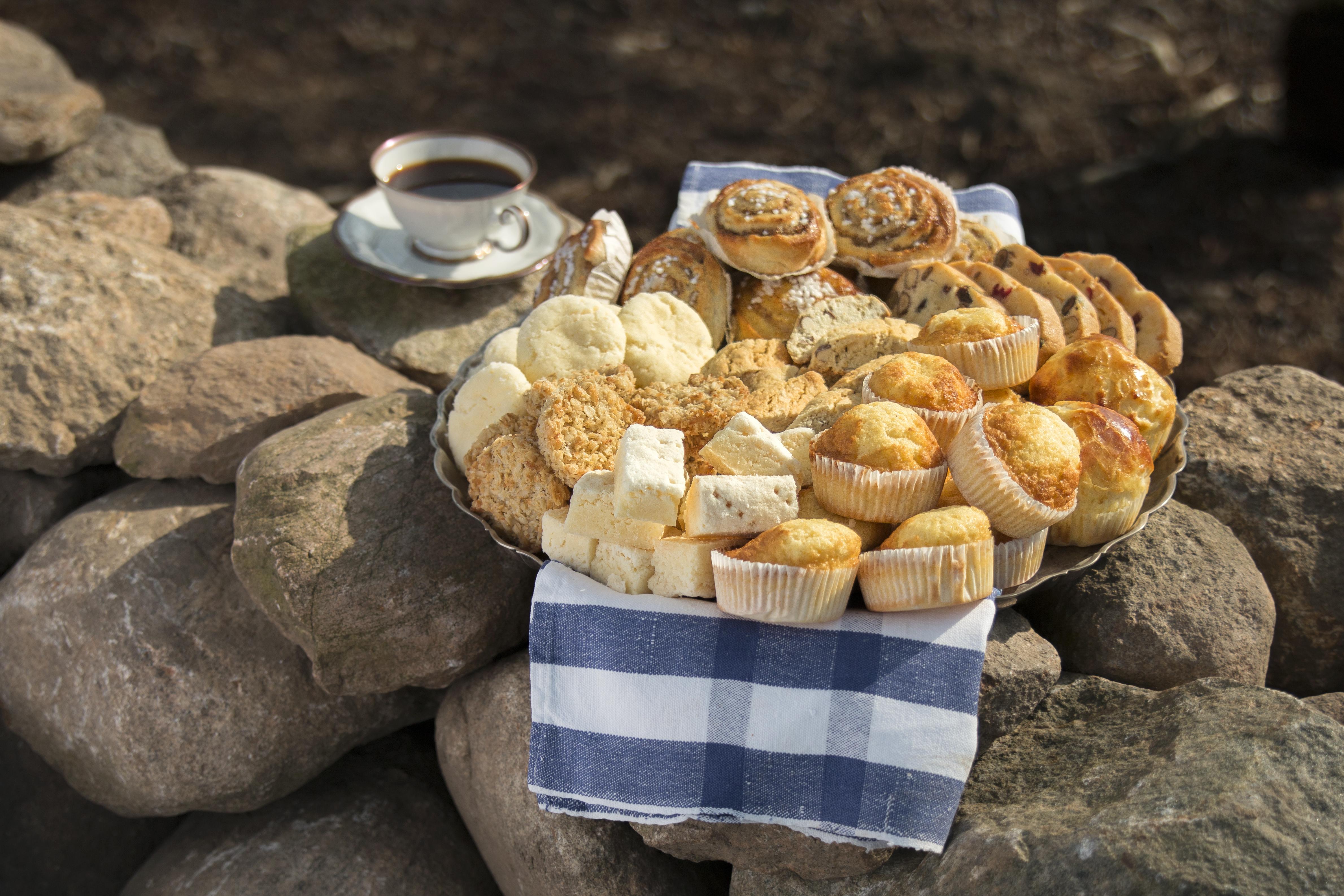 157 Åtta sorters kakor