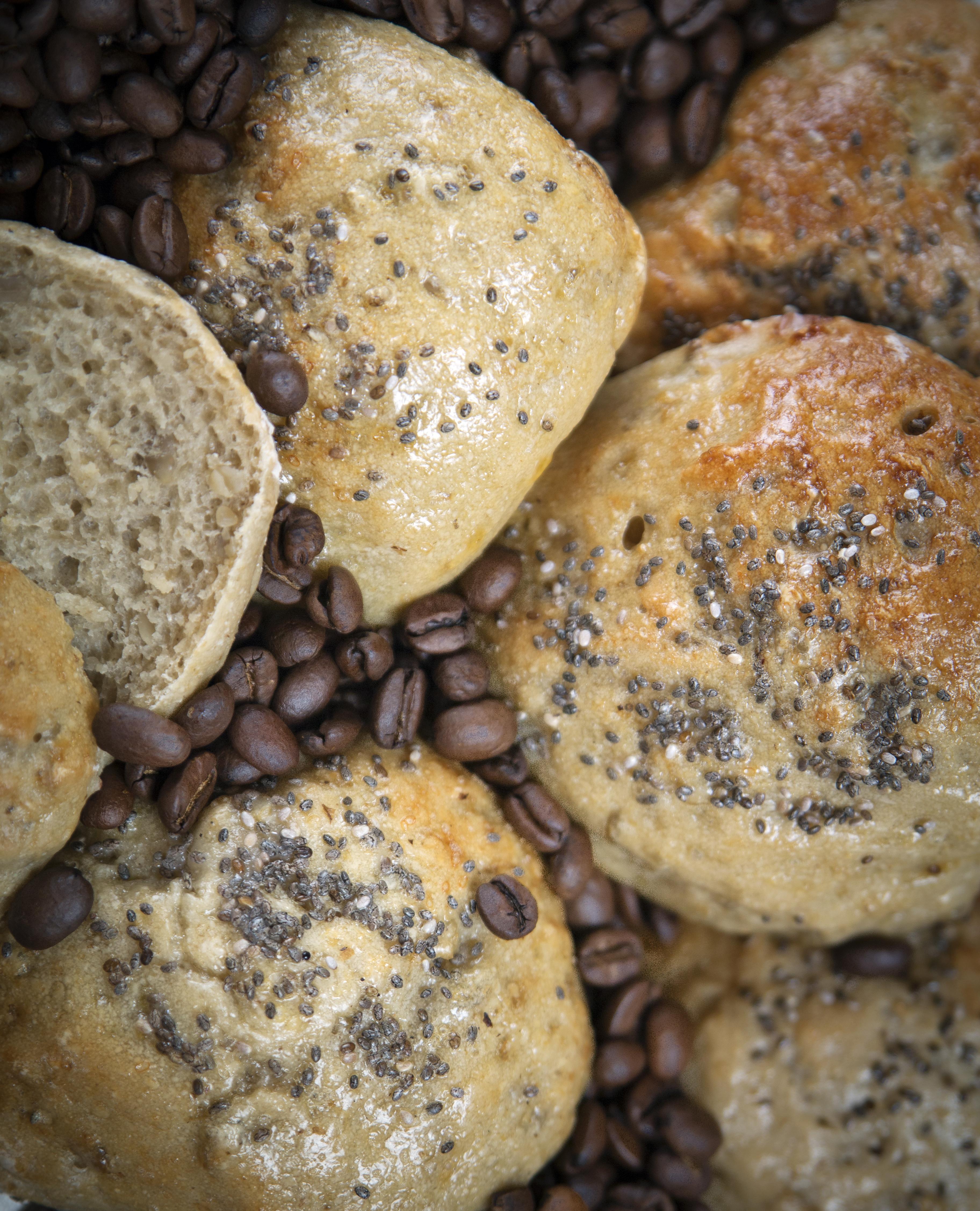 66 Kaffedoftande bröd