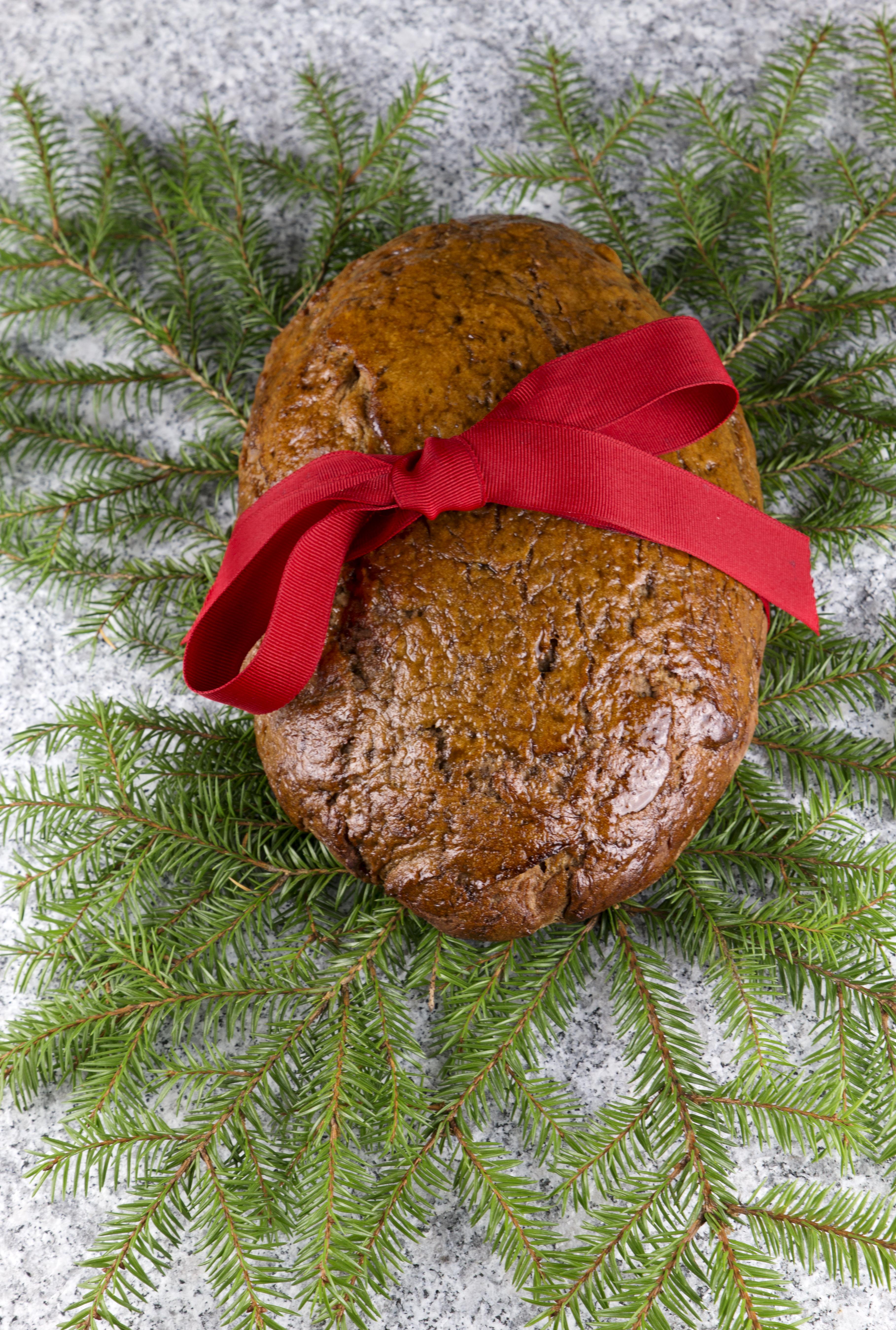 90 Vörtbröd med fördeg och reducerad julmust