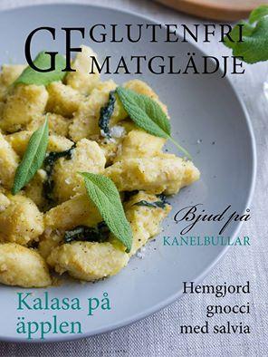 GF Glutenfri Matglädje nr 3 2015, Framsida