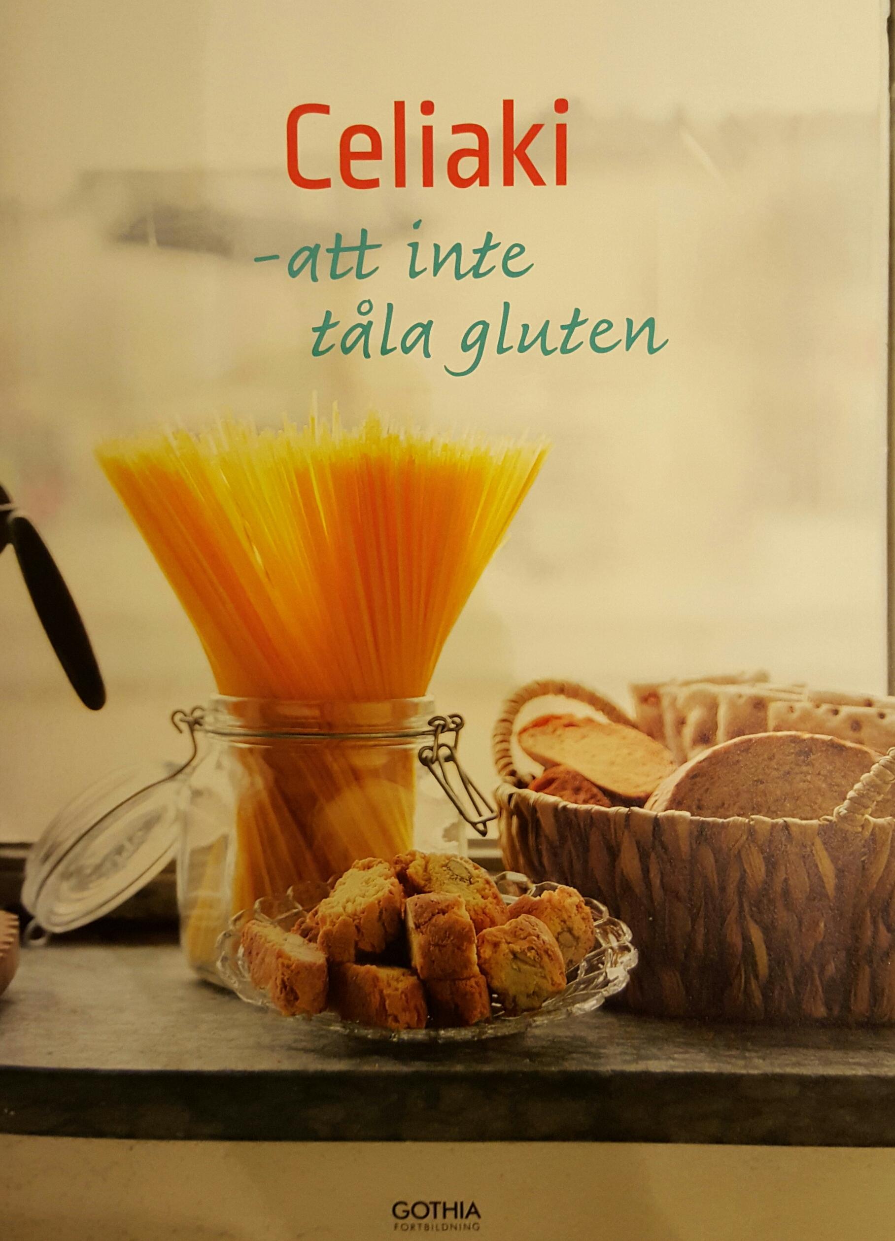 Celiaki - att inte tåla gluten - Utsida