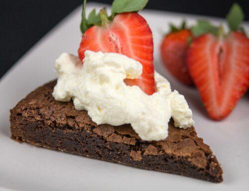 Fläder och choklad i lyckad smakbrytning