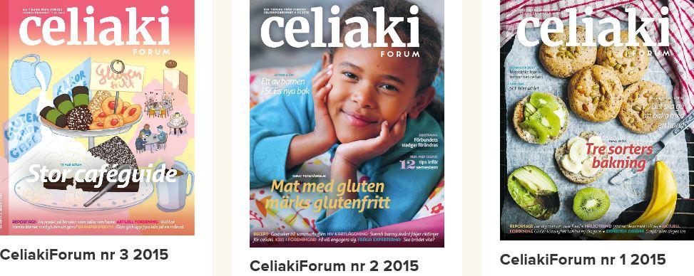 CeliakiForum 3 nummer 2015