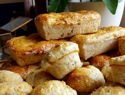 Bästa formbrödet i minivariantur Glutenfritt – gott och enkelt