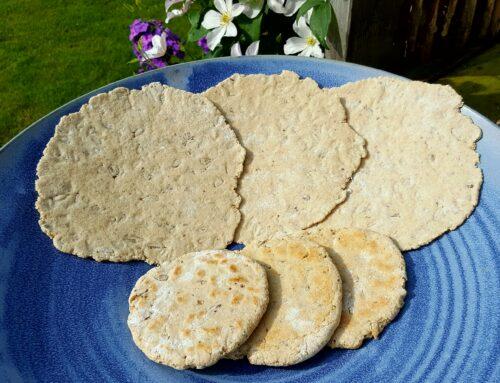Variation på Tunnbröd och Stekpannebröd