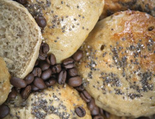 Kaffedoftande bröd: ur Glutenfritt – gott och enkelt
