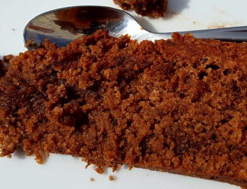 Änglakaka med choklad och mandel – Glutenfri