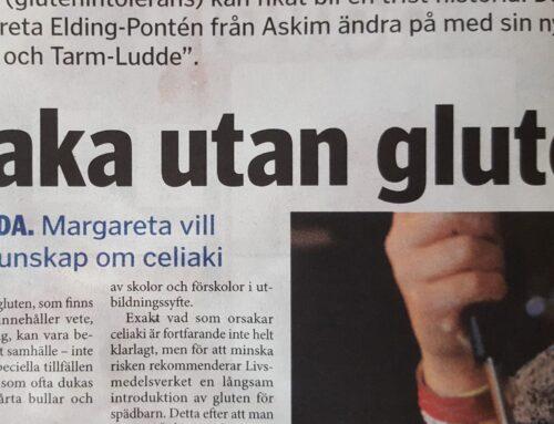 Lotta och Tarm-Ludde och recept i GöteborgDirekt