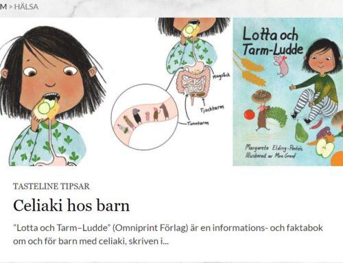 Tastline tipsar om Lotta och Tarm-Ludde